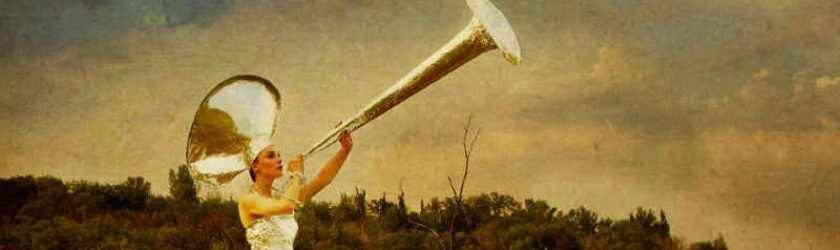 Символ 14 лунного дня - труба